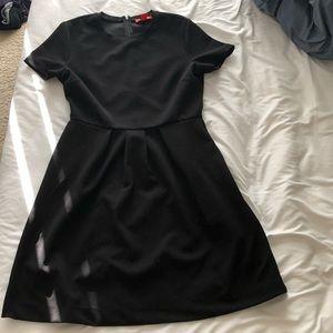 Joe Fresh black basic dress